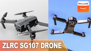 ZLRC SG107 HD Aerial <b>Folding RC</b> Drone|4K <b>Dual Cameras</b>|Buy at ...