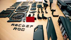 3D <b>Printing</b> Project - ROG Maximus IX, ROG Strix Z270/H270/B250 ...