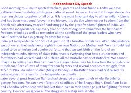 th independence day  august short essay  nibandh  lines th independence day essay for kids   august lines in english for kids