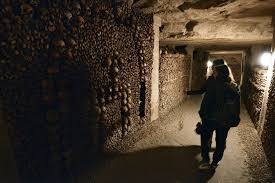The ten spookiest <b>sites to</b> visit in <b>Paris</b> this Halloween - The Local