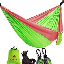 Amazon.com: OLIDEAR <b>Portable Parachute Nylon Hammocks</b> ...