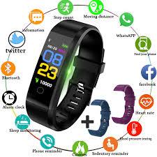 <b>LIGE 2019 Smart bracelet</b> Men Women Smart <b>Watch</b> Sport Fitness ...