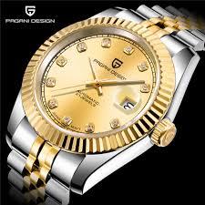 2020 <b>new</b> men watch <b>PAGANI DESIGN</b> brand automatic mechanical ...