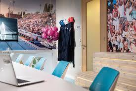 graphasel design studio client google office google budapest spa office interior atmosphere google office