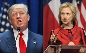 واشنطن - احتدام المنافسة بين كلينتون وترامب مع اقتراب يوم الانتخابات