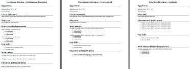 chronological resume template format and examples the strengths and weaknesses of a chronological resume
