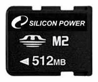 <b>Карта памяти</b> Silicon Power MemoryStick Micro M2 <b>512MB</b> ...