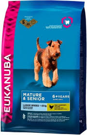 <b>Корм Eukanuba Mature</b> &amp; Senior Large Breed для пожилых ...