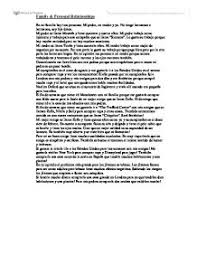 family essay   gcse modern foreign languages   marked by teacherscom page  zoom in