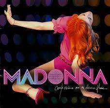 <b>Madonna</b> - <b>Confessions On</b> A Dance Floor (2005, CD) | Discogs