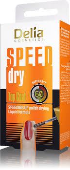DELIA SPEED DRY <b>верхнее покрытие для быстрого</b> высыхания ...
