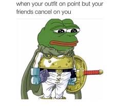 Image result for pepe funny meme