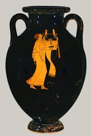 athenian vase painting black and red figure techniques essay terracotta amphora jar