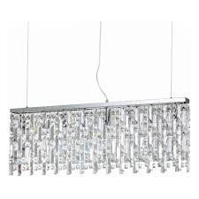 Подвесной <b>светильник Ideal Lux Elisir</b> SP8 Cromo — купить в ...