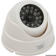 <b>Orient</b> <<b>AB</b>-<b>DM</b>-<b>25W</b>> <b>Муляж камеры</b> видеонаблюдения (LED ...