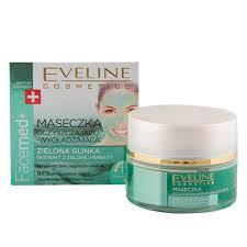 <b>Маска для лица</b> `EVELINE` FACEMED+ Зеленая глина ...
