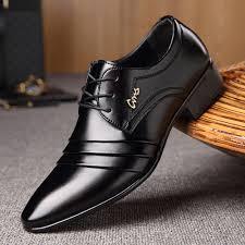 <b>Fashion</b> Business Suits Men Leather Shoes Men Dress Shoes <b>2019</b> ...