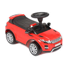 Машина-<b>каталка Chilok BO</b> Range Rover Evoque, цвет: красный ...