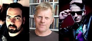 <b>Vincent Stein</b> alias Beatzarre, Konstantin Scherer alias Djorkaeff und <b>...</b> - b300x135