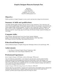 sample resume graphic designer strengths cipanewsletter living on the chic business and professional resume design tips