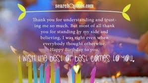 41 wishes ) Birthday Wishes For Far Away Friends - Page 4 via Relatably.com
