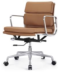 italian leather office chair brown contemporary office chairs brown leather office chairs