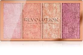 Makeup Revolution <b>Vintage Lace палетка румян</b> | notino.ru