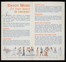 picturing the century of progress the 1933 34 chicago world s how to enjoy vacation days in chicago