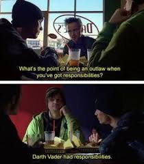Breaking Bad on Pinterest | Walter White, Aaron Paul and Jesse Pinkman via Relatably.com