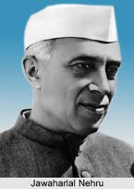 jawaharlal nehru  first prime minister of india