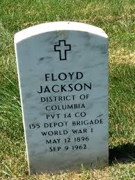 grave site of floyd jackson 1896 1962 billiongraves headstone image of floyd jackson
