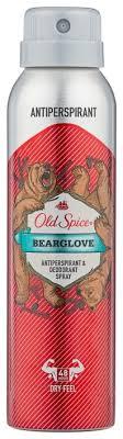 <b>Дезодорант</b>-антиперспирант спрей <b>Old Spice Bearglove</b> — купить ...