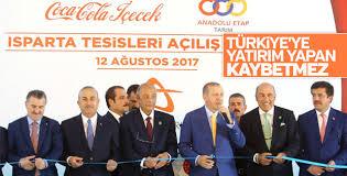 Erdoğan: Türkiye'ye yatırım yapan pişman olmaz