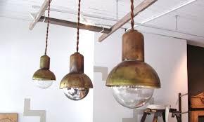 bell jar pendant lights remodelista brass pendant lighting