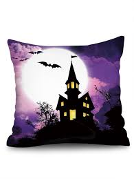 <b>Square Halloween Gothic Pillow</b> #Ad , #sponsored, #Halloween ...