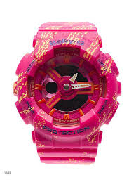 <b>Часы Baby-G BA</b>-110TX-4A CASIO 3841416 в интернет-магазине ...