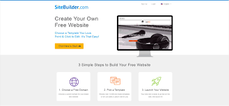 best website builders 7 best website builders sitebuilder