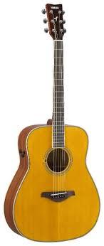 <b>Электроакустическая гитара YAMAHA</b> FG-TA Vintage Tint ...
