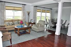 Hardwood Or Tile In Kitchen Living Room And Kitchen Together Rich Wooden Cottage Light Wood
