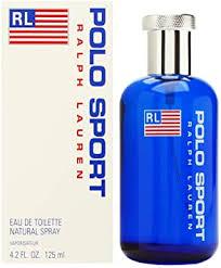 Ralph Lauren <b>Polo Sport</b> Eau de Toilette Spray for <b>Men</b>, 4.2 Ounce ...