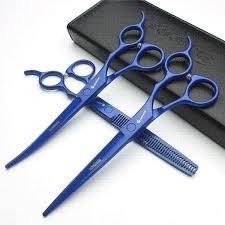 sharonds 440c high end hair thinning scissors professional barber hairdressing teeth cut shears bag