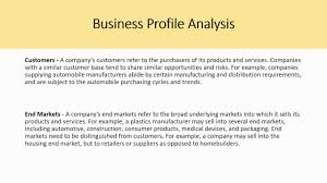 Comparable Companies Analysis – CH 1 <b>Investment Banking</b> ...