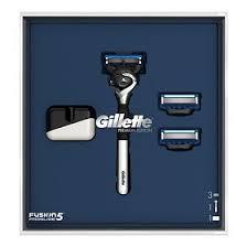<b>Gillette</b> Подарочный <b>набор</b> Fusion ProShield <b>Станок</b>+2 кассеты+ ...