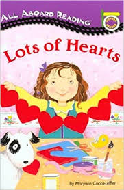 <b>Lots of Hearts</b> (All Aboard Picture Reader): Cocca-Leffler, Maryann ...