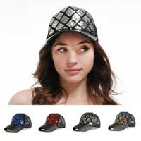 Women Sequin <b>Caps Hats</b> NZ