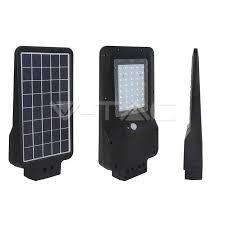 <b>Solar lights</b>: 15W <b>LED Solar</b> Street <b>Light</b> Black Cover 6000K