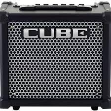 Транзисторный <b>гитарный комбо Roland</b> CUBE-10GX
