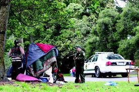 sf rec and park to beef up park patrol unit as sleeping camping san francisco park rangers work a variety of patrol jobs in city parks including helping tourists questions about parking and directions to issuing