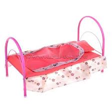 <b>Кроватка для кукол</b> №1. Арт 006035 - Интернет-магазин игрушек ...