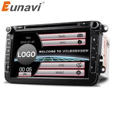 <b>Eunavi 2Din 8</b>'' Car DVD Radio Player GPS Navigation For VW ...